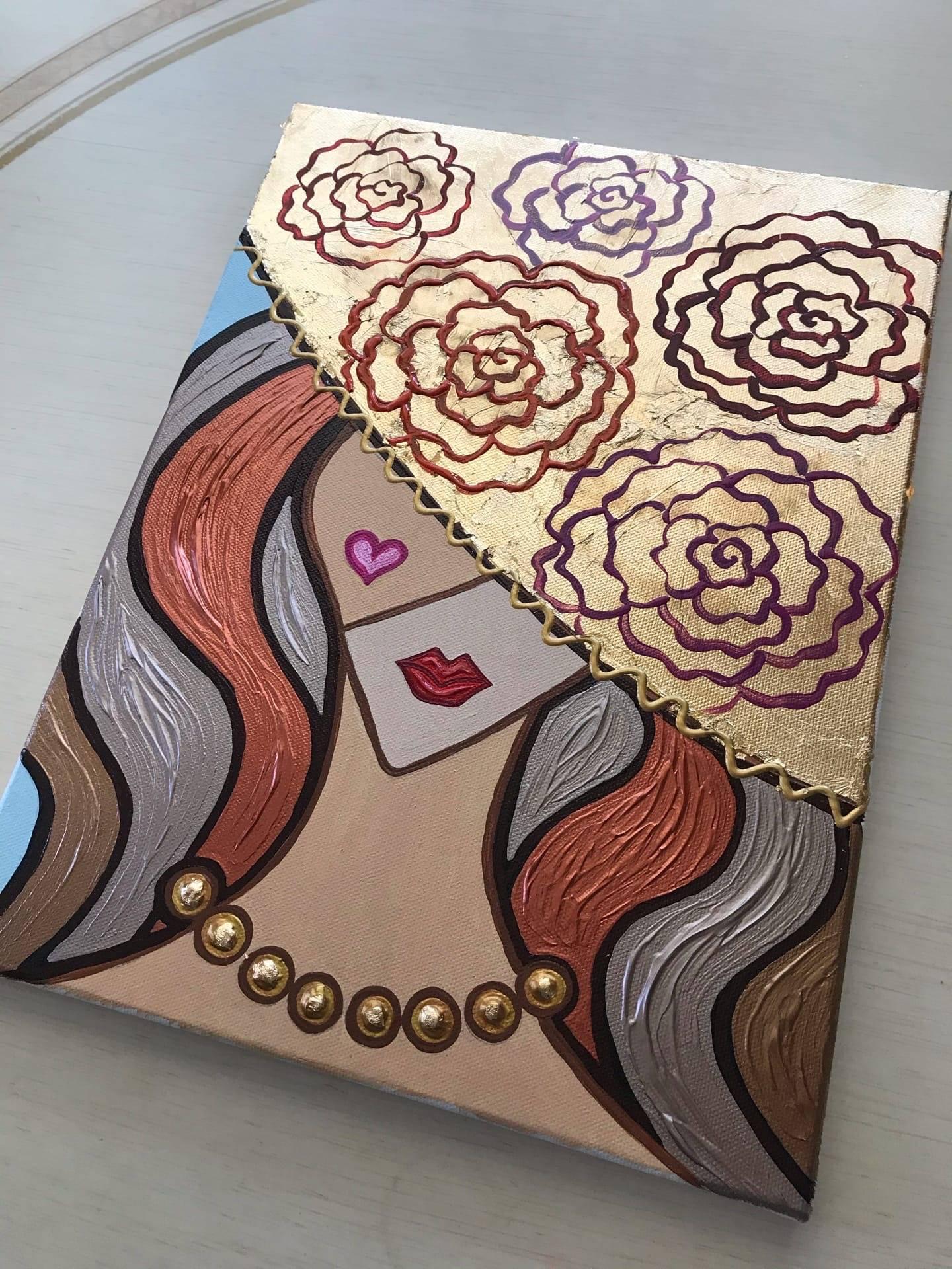 Творческий подарок к юбилею Чувашии – арт-проект «Она»