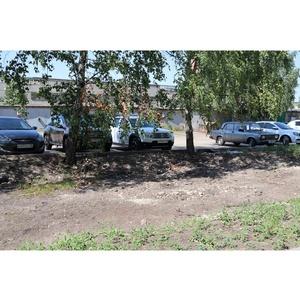 Активисты ОНФ в Мордовии выявили недочеты при благоустройстве дворов