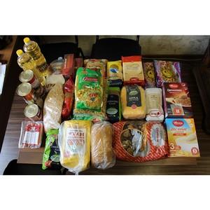 Камчатцы помогли 128 нуждающимся семьям в рамках акции «Тележка добра»