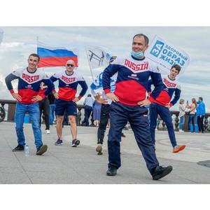 Фанаты здорового образа жизни провели спортивные мероприятия в Москве
