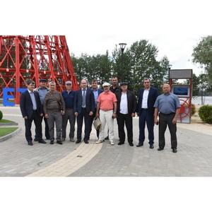 Дагестанские энергетики посетили цифровые энергообъекты Воронежэнерго