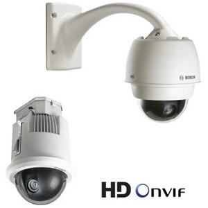 Новое от Bosch — надежные скоростные поворотные видеокамеры с 2 Мп