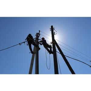 Удмуртэнерго повышает надежность электроснабжения Воткинского района