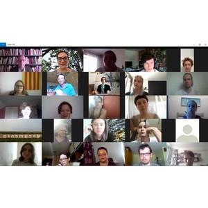 В проекте «Арт-платформа» состоялась международная дискуссия