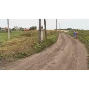 ОНФ в Мордовии добивается ремонта дороги в Ромодановском районе