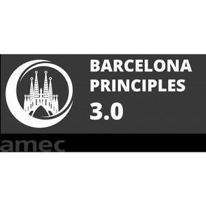 AMEC презентует Барселонские принципы 3.0