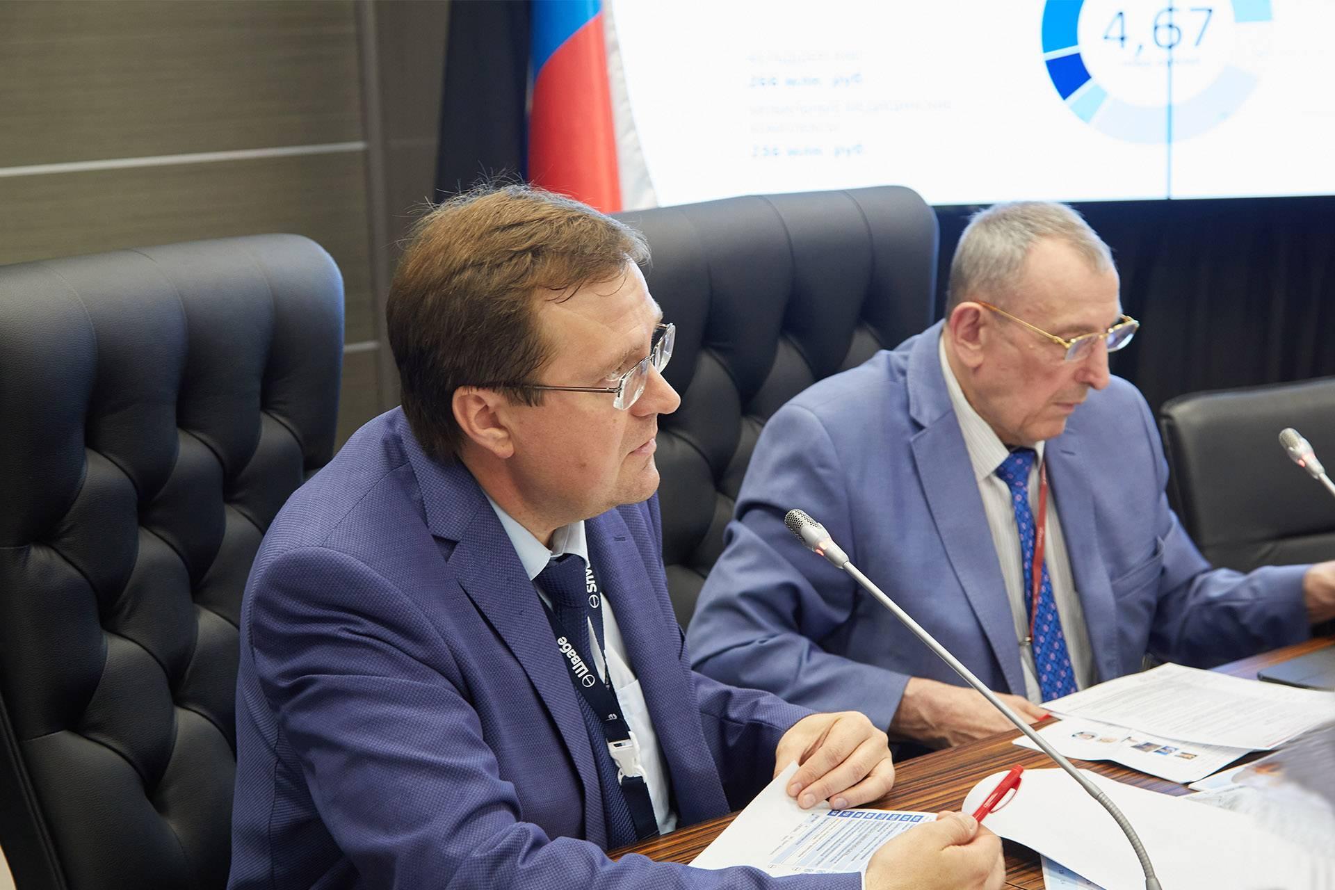 «Швабе» обсудил вклад ОПК в нацпроект «Здравоохранение» в Кубинке