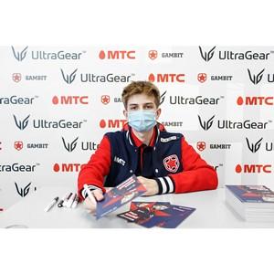 Автограф-сессия амбассадора LG Ultra Gear Марка «letw1k3» Данилова