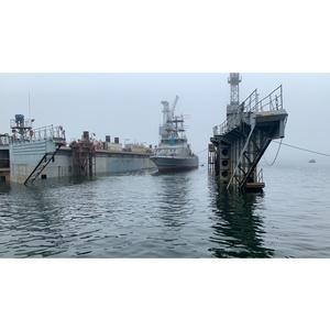 Восточная верфь спустила на воду шестого «Грачонка» для ТОФ