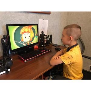Калугаэнерго провел онлайн-урок для третьеклассников областного центра