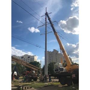 В Тамбовэнерго завершают ремонт ВЛ классом напряжения 110 киловольт