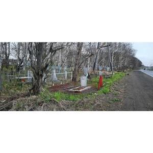 ОНФ в Камчатском крае добивается ограждения местных кладбищ