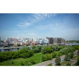 «257 причин, чтобы жить» в «Ривер Парке»