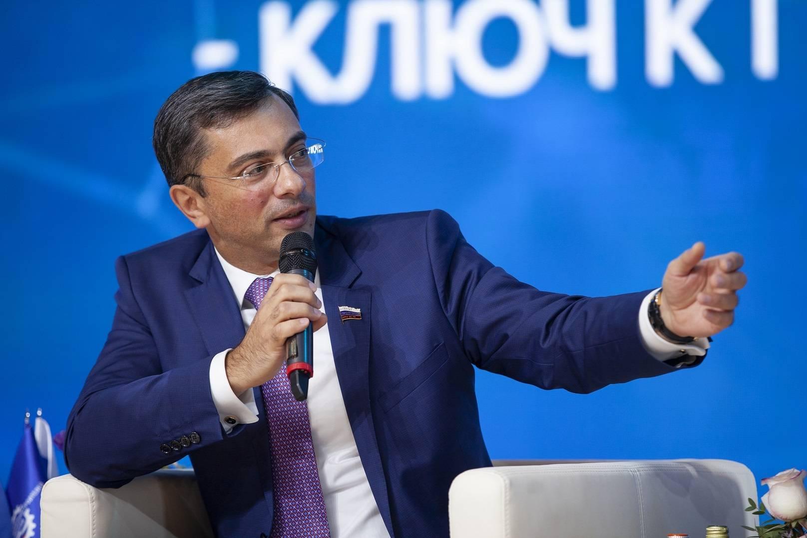 Владимир Гутенёв о законодательстве в контрактной сфере