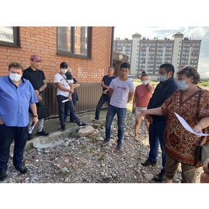 ОНФ в Туве разбирается, почему в Кызыле дома остались без горячей воды