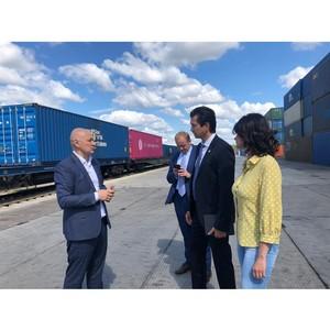 Татарстан переймет опыт у Калужской области в создании МТЛЦ