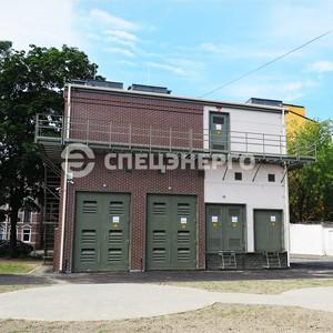 Первая в России четырехэтажная КТПМ 35/6 кВ для Санкт-Петербурга