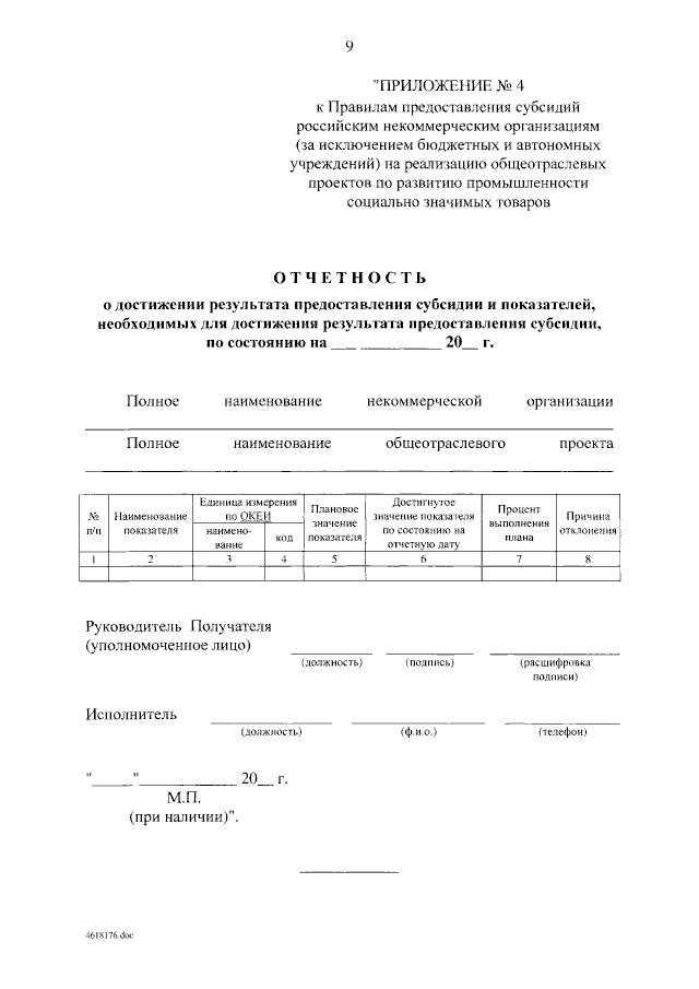Внесены изменения в Правила предоставления субсидий российским НКО