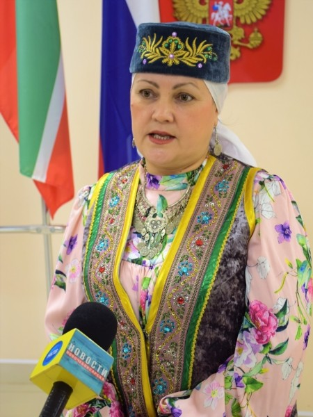 «Многонациональная Чувашиия и флаг России» собрала 3000 просмотров