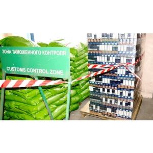 Омские таможенники выявили более 1300 блоков немаркированных сигарет