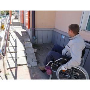 Активисты ОНФ в Мордовии выявили проблемы доступной городской среды