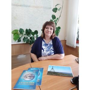 Управление Росреестра по Челябинской области о пунктах ГГС
