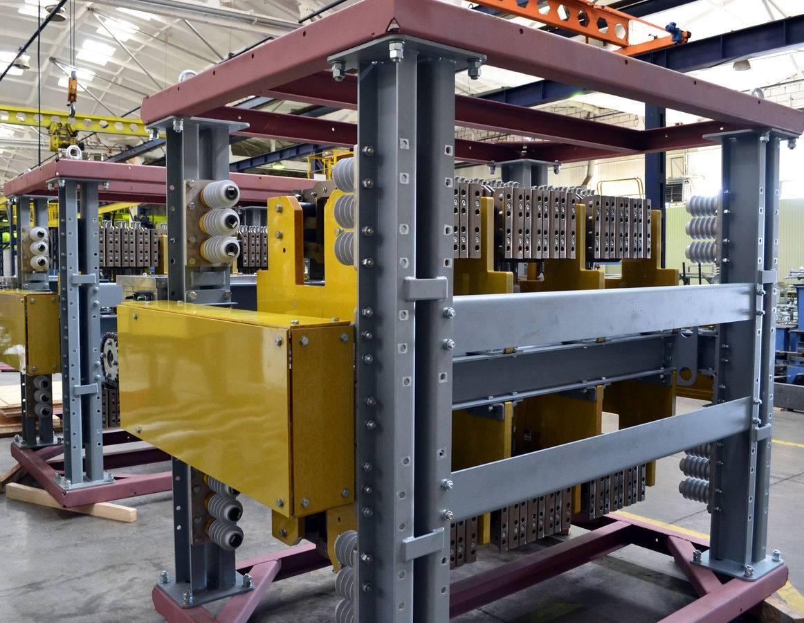 Российская электротехника в проекте ITER