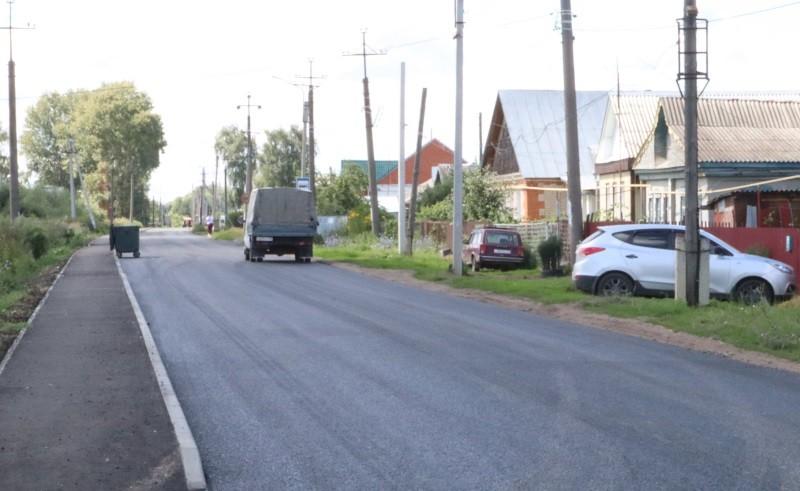 Активисты ОНФ Мордовии добились укладки тротуара к школе в Рузаевке