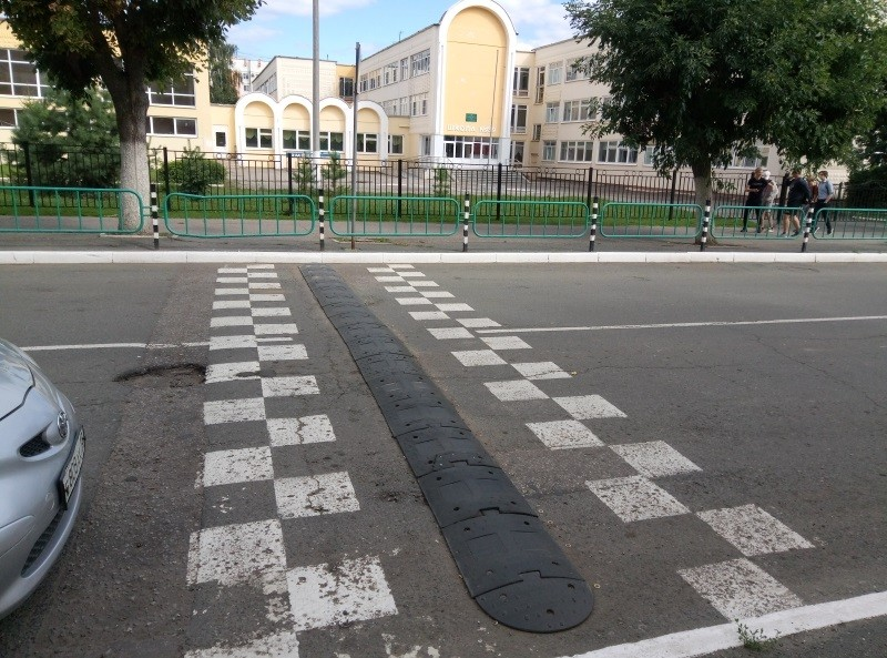 В Мордовии прошла акция ОНФ «Дорога в школу»