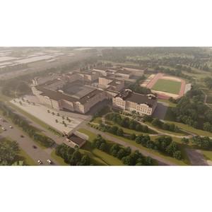 Здание Тверского суворовского училища поставлено на кадастровый учёт