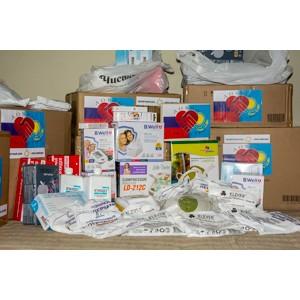 «Добро-Соседство»: В Павлодар отправлена гуманитарная помощь из России