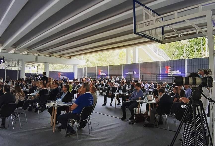 Сегодня в Рязани начал работу форум «Дни международного бизнеса»