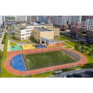 Школа в «Ривер Парке» распахнет двери для учеников 1 сентября