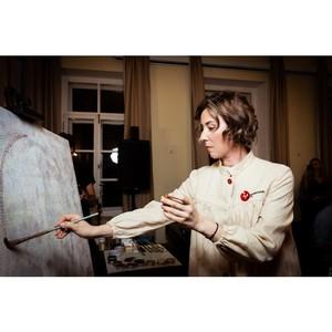 В Музее Русского Искусства прошел вернисаж выставки Юлии Мамонтовой