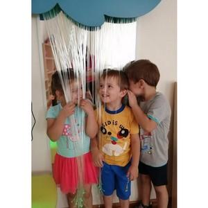 БФ «Синара» приобрел оборудование в Таганрогский дом ребенка