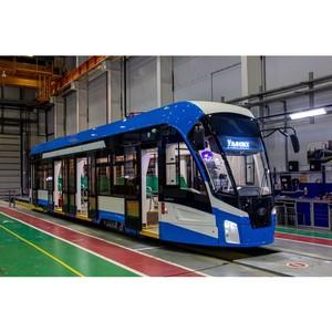 Новые трамвайные вагоны поступят в Ульяновск в сентябре 2020 года