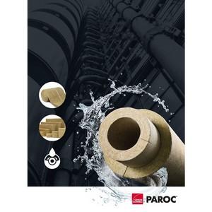 Новое решение Paroc для защиты промышленного оборудования от коррозии