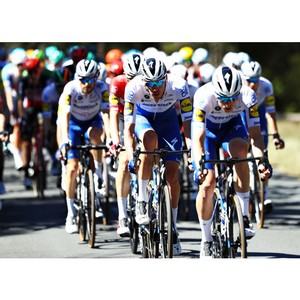 Велогонщик Deceuninck Quick Step победил в десятом этапе Тур де Франс