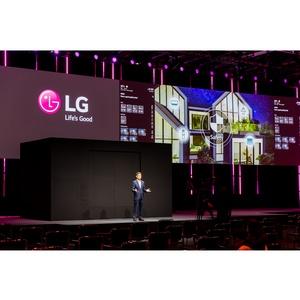 "LG представляет концепцию ""Life's Good from Home"""