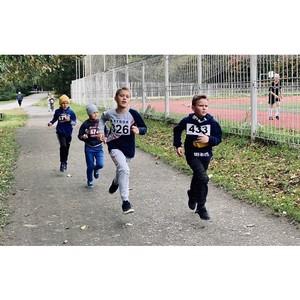 Юные спортсмены вышли на старт первенства по легкой атлетике