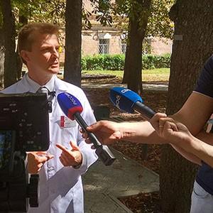 В Ставрополе прошла международная веб-конференция при поддержке ВОЗ