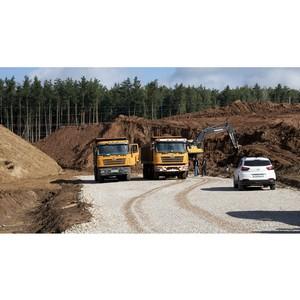 Калугаэнерго завершает сопровождение строительства Северного обхода