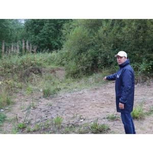 ОНФ в Коми добился ликвидации крупной свалки около реки Сысола