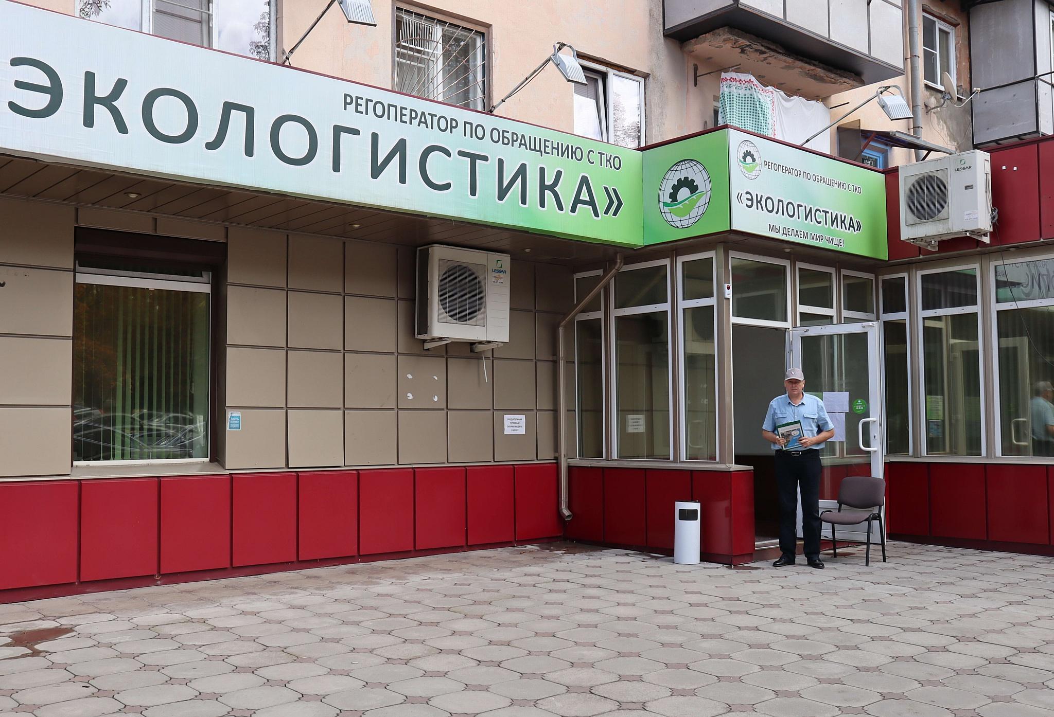 После жалобы ОНФ в КБР власти Нальчика заменили часть мусорных баков