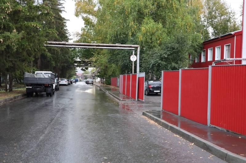 После сигнала ОНФ в Саранске отремонтировали участки городских дорог