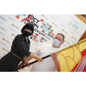 Итоги воронежского этапа акции «Тест на ВИЧ: Экспедиция 2020»