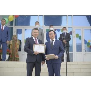 Якутский филиал РСХБ поздравил арктический агровуз с Днем знаний