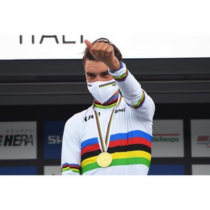 Гонщик Deceuninck–Quick-Step победил на Чемпионате мира по велоспорту