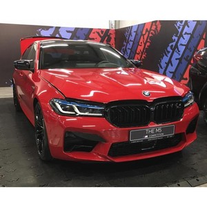 «Балтийский лизинг» выступил партнером тест-драйва обновленного BMW M5