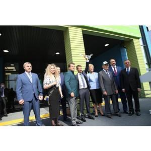 Ирек Файзуллин принял участие в церемониях открытия школ в Казани